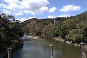 Sacred River Isuzu at Naiku