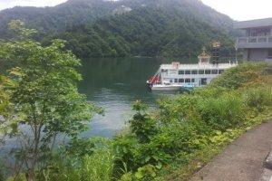 The paddle boat Fantasia