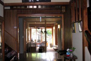 Traditional ryokan