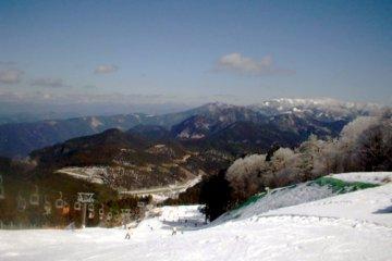 SOL-FA Oda Ski Gelende