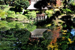 Shukkeien Garden