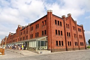 Yokohama Red Brick Warehouse, Building No.2