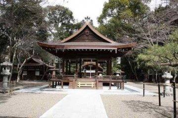 京都「梨の木神社」