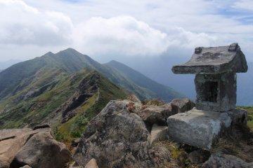 Le Mont Asahi