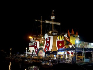 "One Piece ""Thousand Sunny"" Cruise"