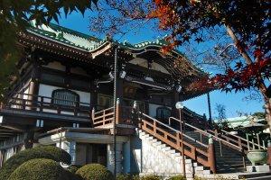 Kenpukuji Temple main building