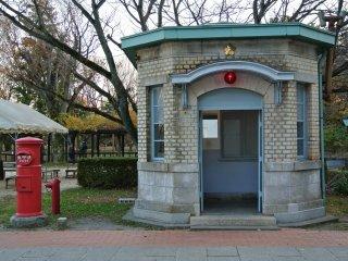 Police Box from Meiji Era