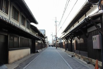京都伏見の酒蔵巡り