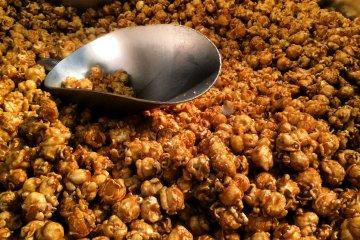 Garrett Popcorn Shops in Harajuku