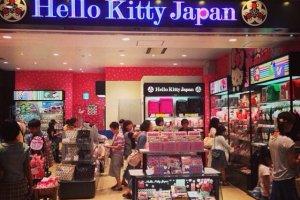ร้าน Hello Kitty Japan เอาใจสาวๆตกแต่งร้านได้น่ารัก หวานแหววสุดๆ