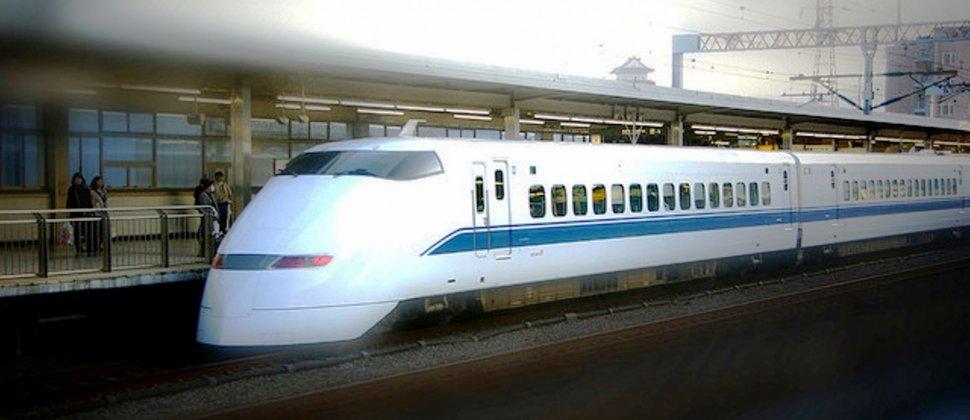 Nagoya to Kyoto by Train