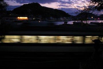 Overnight on the Moonlight Kyushu
