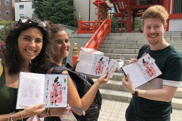 Japanese Arts and Crafts: Make Temple Stamp Book