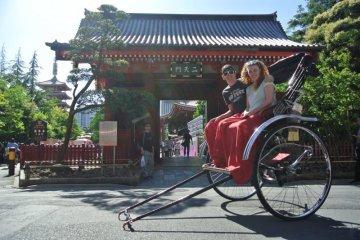 在日本骑人力车!yobo首页
