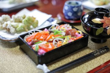 Tokyo: Authentic Homestyle Japanese Cooking Class