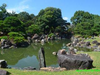 Ninomaru Garden.