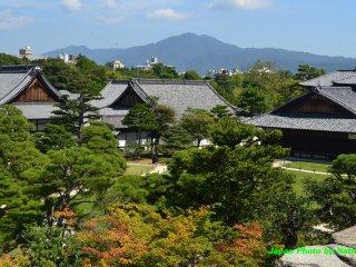 Honmaru Palace.