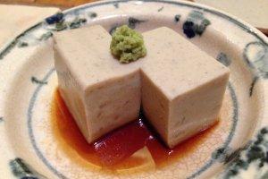 Soba-dofu