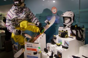 For those of you who want to mount cameras onto your snowboarding helmets