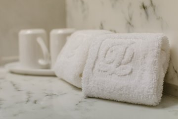<p>&quot;The devil is in the details&quot; as they say, and The Prince Park Tower Tokyo has covered the details with the Superior Comfort room. Even the design of the hand towels has been considered to help you feel welcome and enjoy the experience. &nbsp;</p>