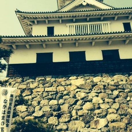 The Battlefields of Nagahama Castle