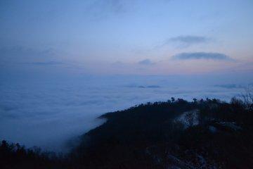 Gorogatake Sea of Clouds