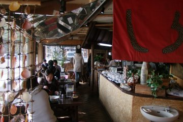 Hanabi Restaurant, Enoshima