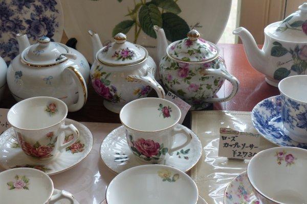 ถ้วยชาจากยุโรป