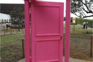 ประตูไปไหนก็ได้ / Dokodemo door