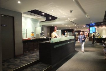 Royal Silk Lounge สนามบินสุวรรณภูมิ