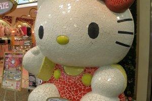 Say Hello to Hello Kitty ที่ใหญ่ที่สุดในโลก