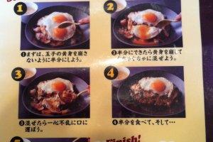 Cách ăn (Gợi ý: nó không khó để tìm ra)
