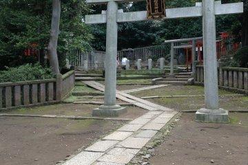 ศาลเจ้าเนซุ