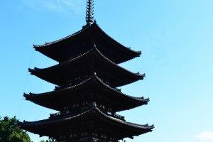 Five Story Pagoda.