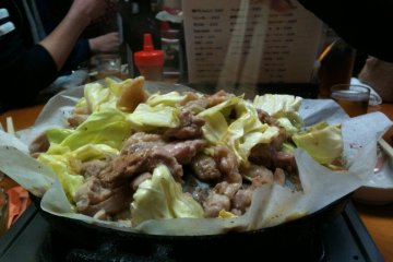 Comfort food at Kozato