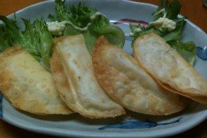 Cream Gyoza