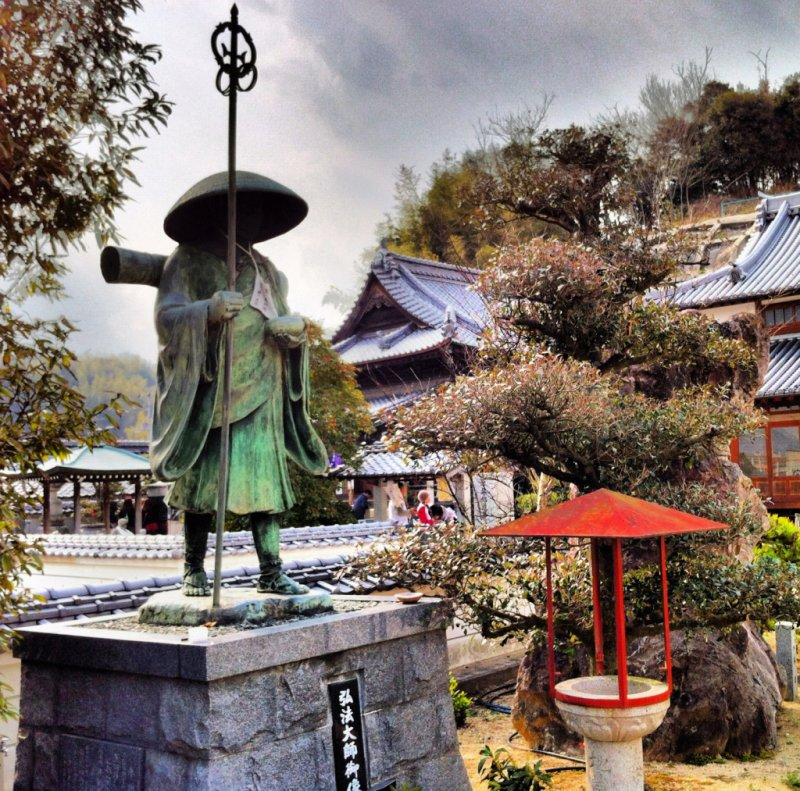 Taisan-ji in Imabari
