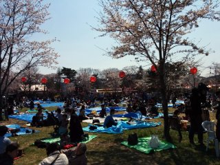 Nishikoen Park.
