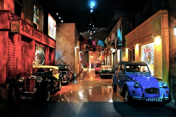 History Garage รถเก่าๆสวยๆมาดูที่นี่เลย