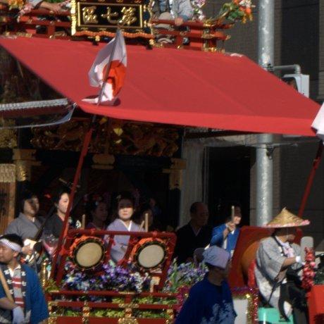 เทศกาลศาลเจ้าฮอกไกโด