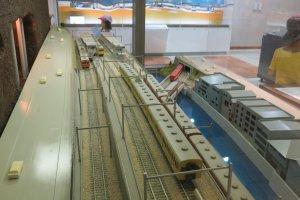 Модели метро