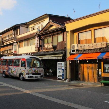 Kinosaki เมืองแห่งน้ำพุร้อน