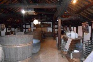 Uma excursão pela fábrica de sake de Suzuki Shuzo, Iwatsuki