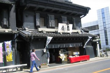 Go back in time to Japan's Edo period in picturesque Kawagoe