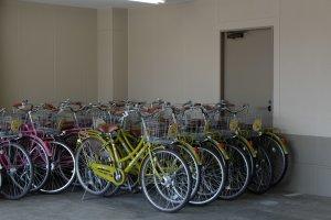 จักรยานให้เลือก