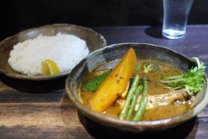 Yawarakachicken yasai:I highly recommend this dish.