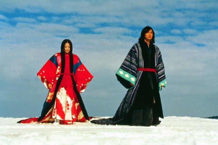 Куклы (2002), Такэси Китано