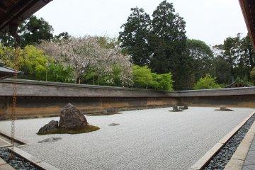 สวนหินเซน วัดเรียวอันจิ
