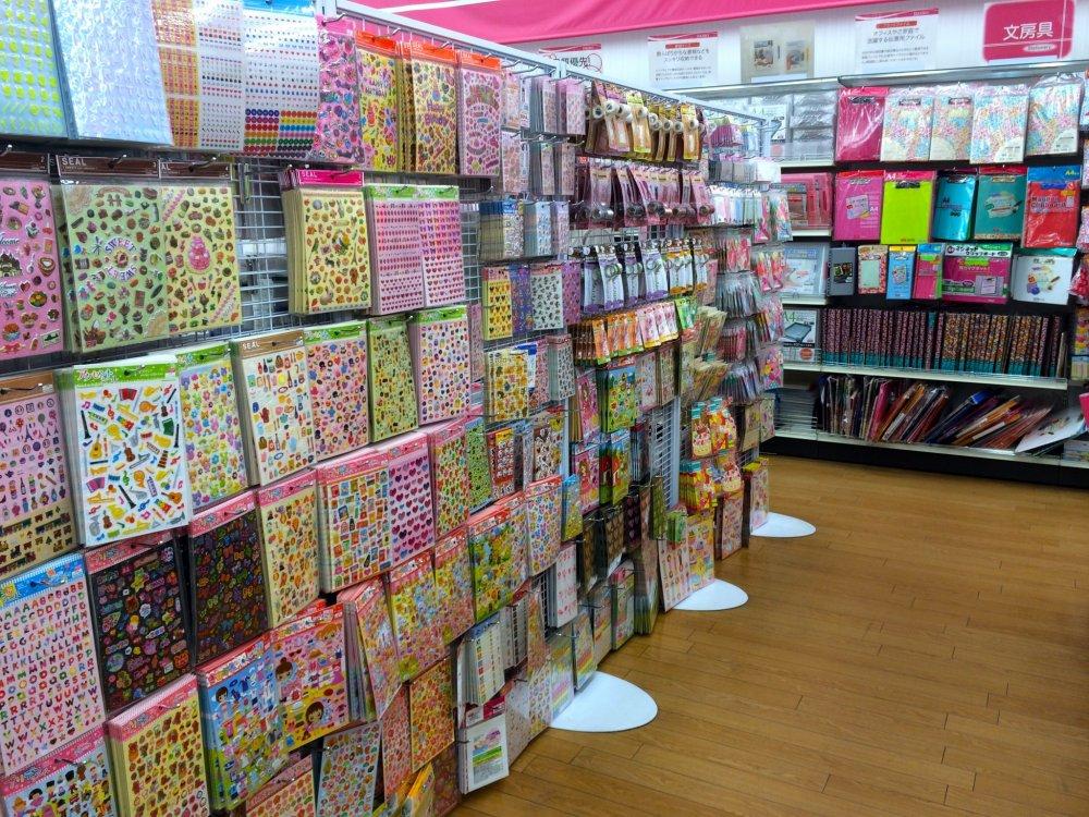 Daiso Dollar Store In Photos Chiba Japan Travel
