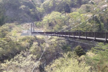 Kinugawa Tateiwa Otsuribashi Bridge